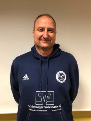 Sven Redant - Trainer 1te E-Junioren TSV Süderbrarup